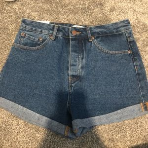 Forever 21 High Rise Shorts